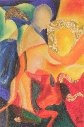 Komposition1; Acryl